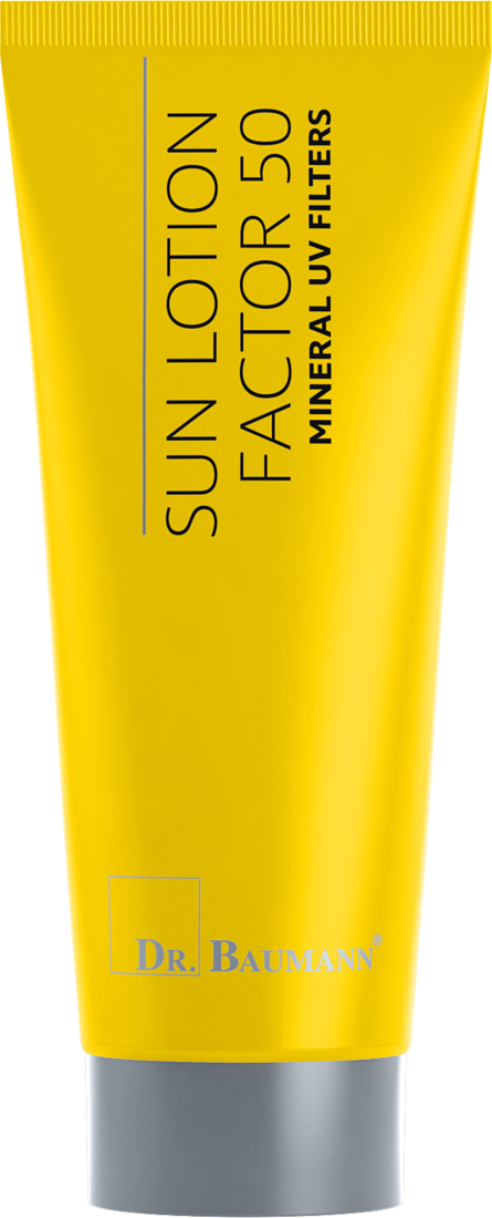 Sun Lotion Factor 50 Mineral UV Filters